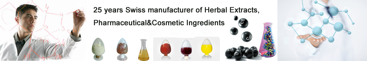 25 Years Of Pharmaceuticals and Healthy&Cosmetic Ingredients Manufacturer & Supplier & Exporter.