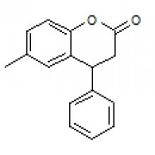 6-methyl-4-phenyl-3,4-dihydrocoumarin