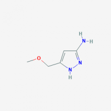5-(Methoxymethyl)-1H-pyrazol-3-amine